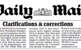 Press Complaints Commission: Daily Mail breached The Editors' Code