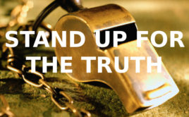 Stand Up for Truth: Whistleblowers speaking tour London