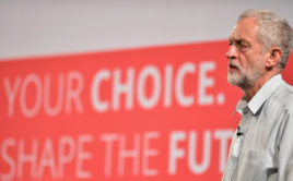 Frontrunner Jeremy Corbyn Backs Media Reform