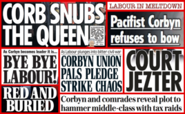 The Media's Attack on Corbyn: Research Shows Barrage of Negative Coverage