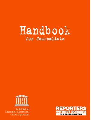 Handbook for Journalists (2013)