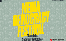 On creating a 'Media Democracy'