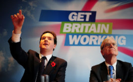 George Osborne, the Evening Standard and the Conservative media establishment