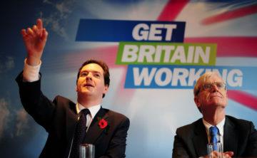 George Osborne, the Evening Standard and the Conservative media establishment