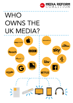 Who Owns the UK Media 2019